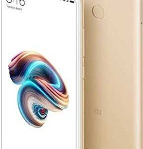 Redmi Note 5 Pro 4GB RAM 64GB Internal Memory (Gold) Mobile Phone-0