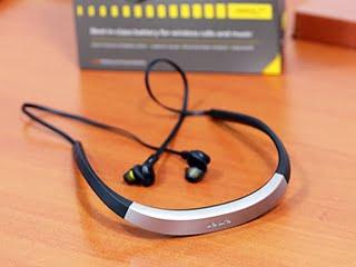 Jabra Elite 25E Wireless Bluetooth Headset (Silver)-5148