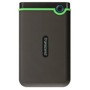 Transcend StoreJet 25M3 2.5-inch 1TB Portable External Hard Drive USB 3.0 -0