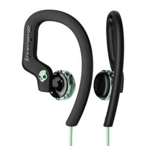 Skullcandy S4CHY-K602 Chops Buds Flex Sports Performance Swirl Black Mint-0