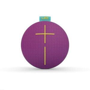 UE ROLL 2 Sugarplum Wireless Portable Bluetooth Speaker Purple (Waterproof)-0