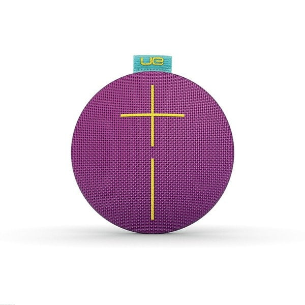 UE ROLL 2 Sugarplum Wireless Portable Bluetooth Speaker Purple (Waterproof)-0