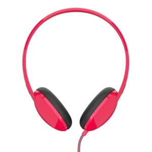 Skullcandy S2LHY-K570 STIM Headset with Mic (Red/Black)-0