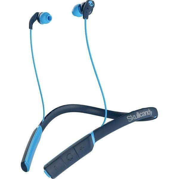 Skullcandy Method S2CDW-J477 Bluetooth Wireless Sport Earbuds with Mic (Navy) (100% Original with Brand warranty)-0