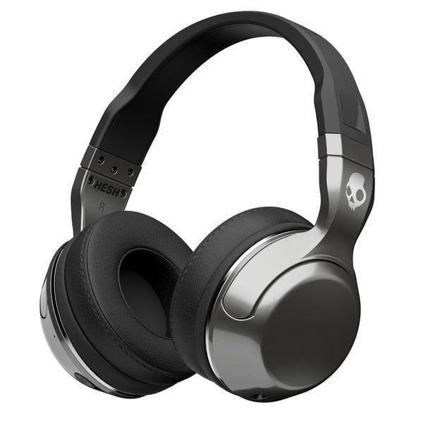 Skullcandy Hesh 2 Wireless Bluetooth Headphones S6HBHY-516 Silver/Black-0