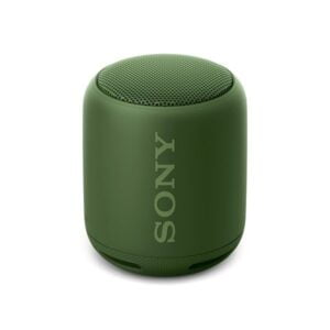 Sony Extra Bass SRS-XB10 Portable Splash-proof Wireless Speaker with Bluetooth and NFC (Green)-0