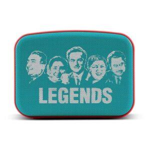 100% Original Saregama Carvaan Mini Legends Bluetooth Speakers (Ocean Green)-0