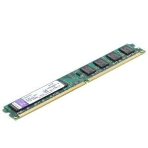 Kingston Valueram KVR800D2N6/2G 2GB 800MHz DDR2 Non-ECC Cl6 Dimm Desktop Memory-0