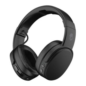 Skullcandy Crusher S6CRW-K591 Over-Ear Bluetooth Headphones (Black)- 100% Original with 2Years Warranty-0