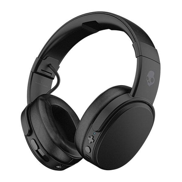 Skullcandy Crusher S6CRW-K591 Over-Ear Bluetooth Headphones (Black)- 100% Original with 2Years Warranty-0