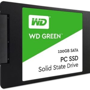 Wd Green 120GB SATA Desktop, Laptop Internal Solid State Drive 3 Years warranty From WD-0