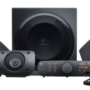 Logitech Surround Sound Speaker System Z906-0