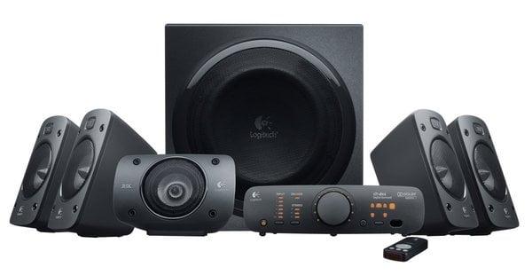 Logitech Surround Sound Speaker System Z906-0