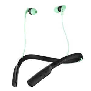 Skullcandy S2CDW-K602 Method Bluetooth Wireless Sport Earbuds with Mic Swirl Black Mint (100% Original with Brand warranty)-0