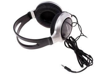 Panasonic RP-HT211E-S Headphone (Silver, Over The Ear)-5185