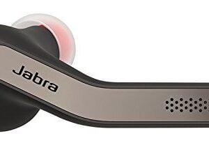 Jabra Eclipse Wireless Bluetooth Headset (Black)-0