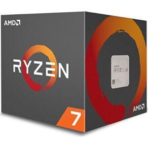 AMD Ryzen 7 YD170XBCAEWOF 3.8GHz 7 Series Octa Core Processor-0