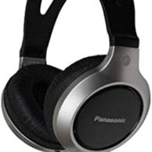Panasonic RP-HT211E-S Headphone (Silver, Over The Ear)-0