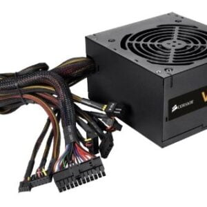 Corsair CP-9020098-WW VS Series VS650 650 Watt Power Supply Unit (Black)-0