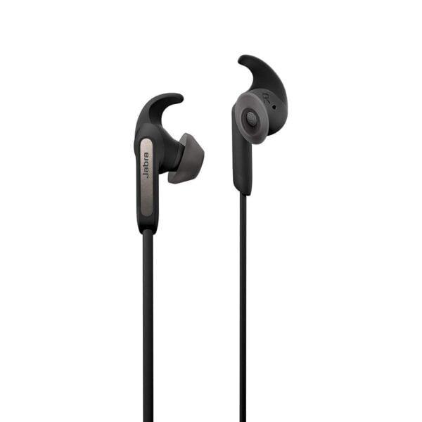 Jabra Elite 45e Wireless Bluetooth in-Ear Headphones (Titanium Black)(Seal Open Only)-5280