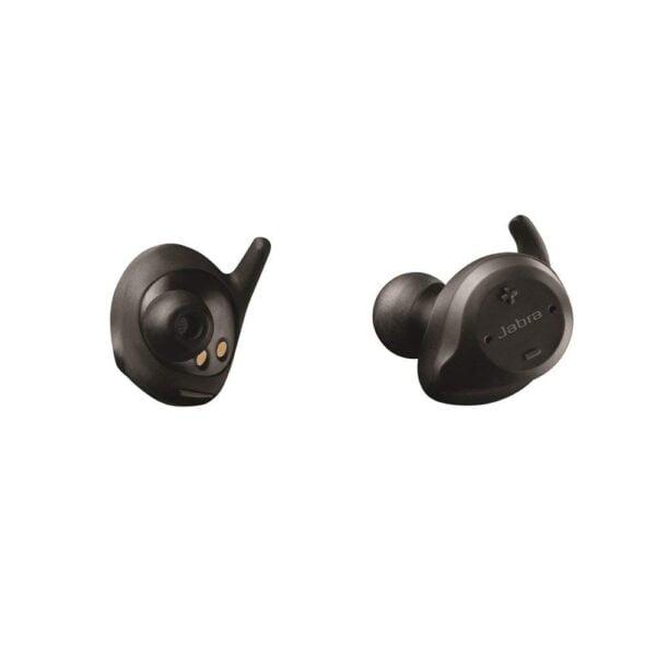 Jabra Elite Sport True Wireless Waterproof Fitness & Running Earbuds with Heart Rate and Activity Tracker (Black)-5302
