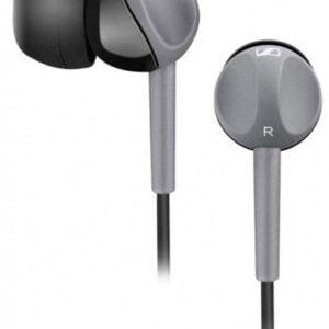 Sennheiser CX 180 Street II In-Ear Headphone (Black), without Mic.-0