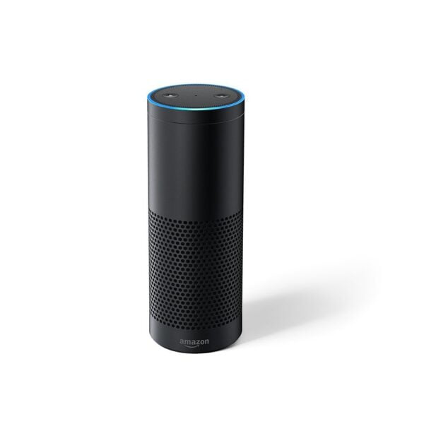 Echo Plus with built in smart home hub - Voice control your music, Make calls, Get news, weather & more, Powered by Dolby - Black-5390