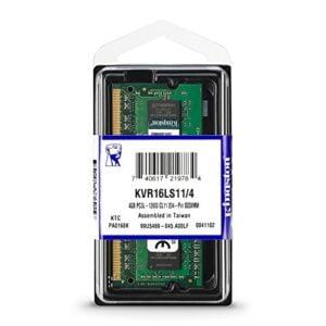 Kingston 4GB 1600MHz DDR3L Laptop RAM (KVR16LS11/4)-0