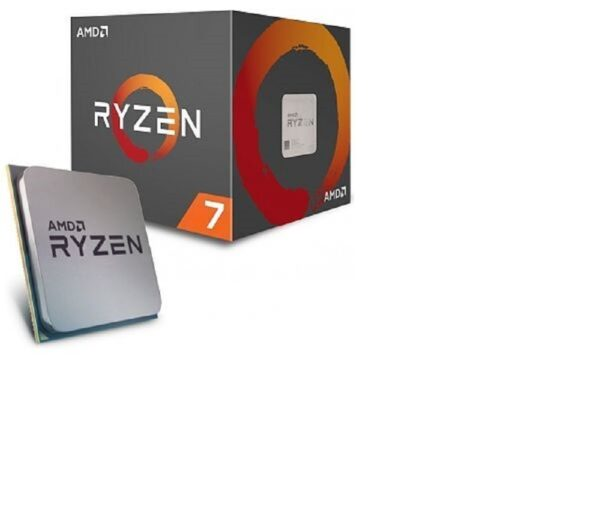 AMD RYZEN 7 1700 DESKTOP PROCESSOR WITH WRAITH SPIRE COOLING SOLUTION - (8 CORE, UP TO 3.7 GHZ, AM4 SOCKET, 20MB CACHE)-0