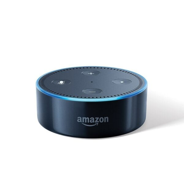 Echo Dot - Voice control your music, Make calls, Get news, weather & more - Black 2nd Generation-5372