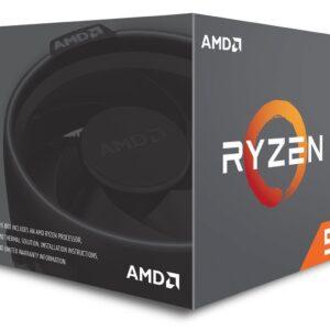 AMD Ryzen 2600 3.9GHz Socket AM4 Processor-0