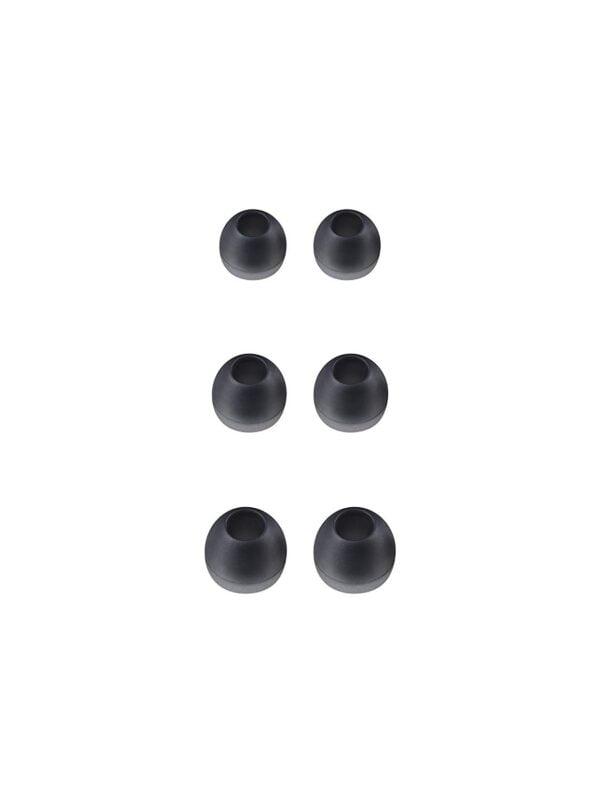 PANASONIC RP-TCM115 in-Ear Headphones (Black)-5186