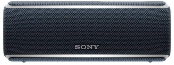 Sony SRS-XB21 Extra Bass Portable Waterproof Wireless Speaker with Bluetooth and NFC (Black)-0