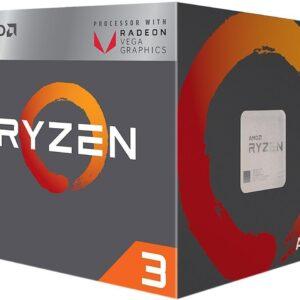 AMD Ryzen™ 3 2200G with Radeon™ Vega 8 Graphics-0