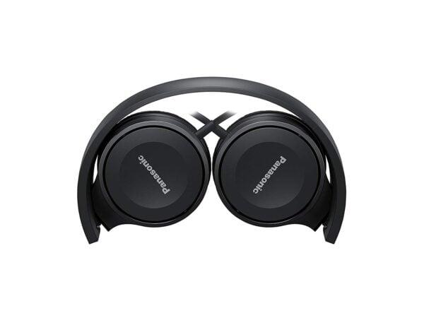 Panasonic Over-The-Ear Stereo Headphones RP-HF100-K (Black)-5223
