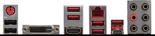 MSI Gaming AMD Ryzen X370 DDR4 VR Ready HDMI USB 3 SLI CFX ATX Motherboard (X370 Gaming Plus)-5466