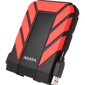 Adata HD710P Pro External Hard Drive (2TB, Red)-0