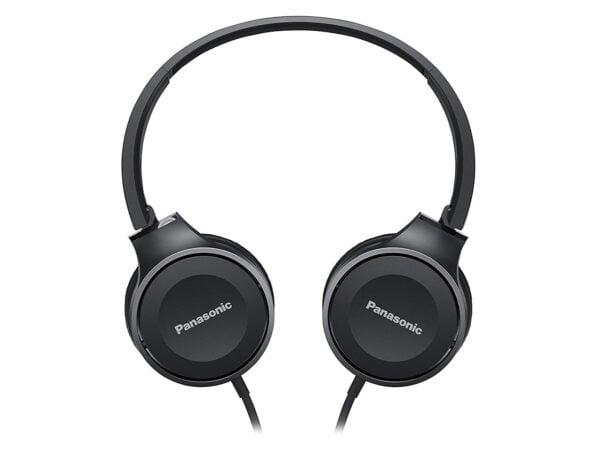 Panasonic Over-The-Ear Stereo Headphones RP-HF100-K (Black)-5222