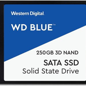 Western Digital 250GB SSD Blue