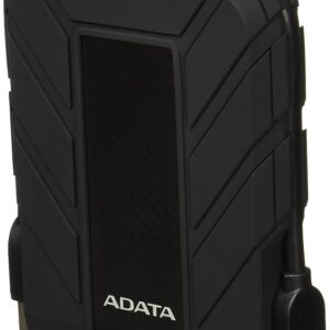 ADATA HD710 2TB Durable Shockproof External Hard Drive, Black-0