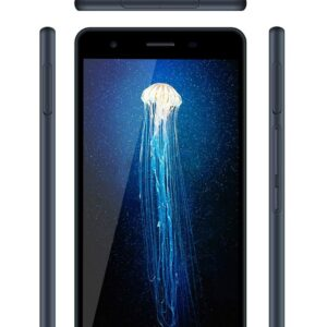 "Karbonn Aura 1, Water Resistant, 5.5"" HD Display, 2GB, 16GB, Black, 13MP Camera-0"