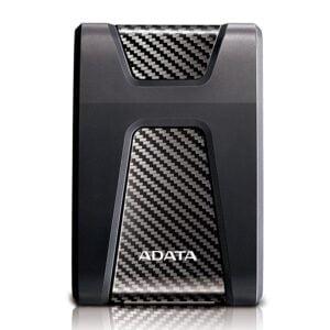 ADATA HD650 2TB USB 3.1 Shock-Resistant External Hard Drive, Black (AHD650-2TU31-CBK)-0