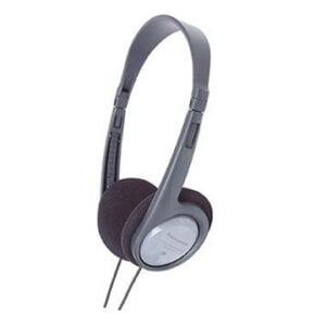 Panasonic RP-HT030E-H On-Ear Headphone-0