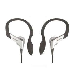 Panasonic RP-HS6E-S Earhook Headphone (Silver)-0