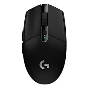 Logitech G304 Wireless Gaming Mouse (Black)-0