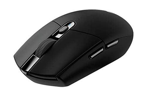 Logitech G304 Wireless Gaming Mouse (Black)-5564
