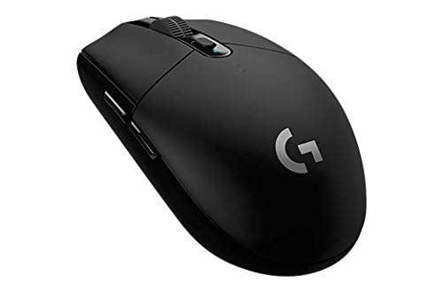 Logitech G304 Wireless Gaming Mouse (Black)-5565