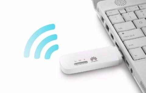 Huawei E8372 Unlocked 4G/LTE Wi-Fi Wingle (White)-5749