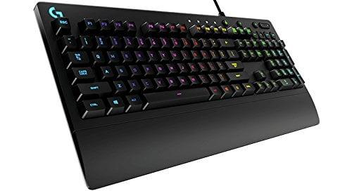 Logitech Prodigy G213 Gaming Keyboard-5538