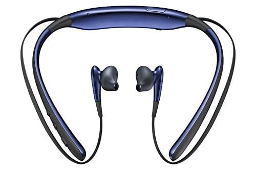 Samsung EO-BG920BBEGIN Bluetooth Neckband with mic (Black-Sapphire) (100% New And With 1 Year Warranty Packing Damage Only)-5656